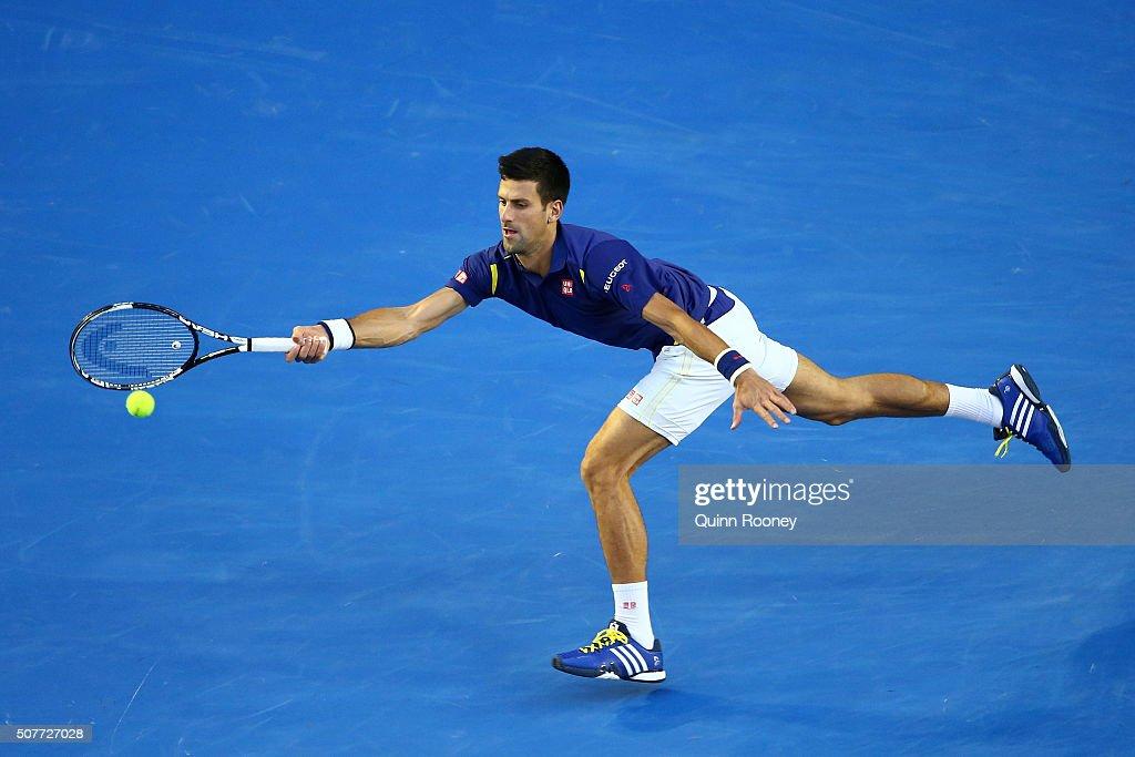 2016 Australian Open - Day 14 : News Photo