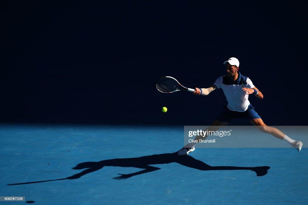 2018 Australian Open - Day 4