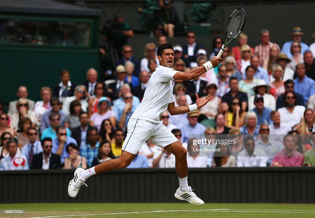 Day Thirteen: The Championships - Wimbledon 2015 : News Photo