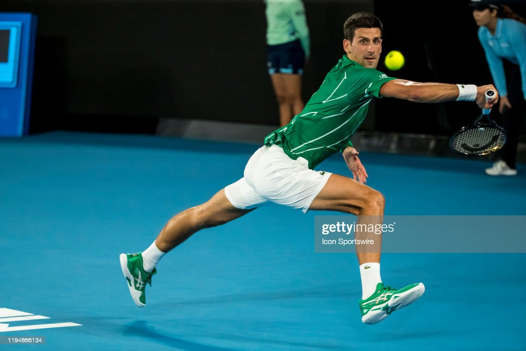 TENNIS: JAN 20 Australian Open : News Photo