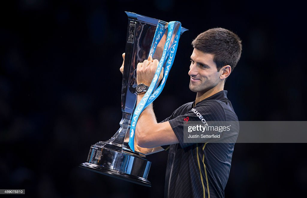 Barclays ATP World Tour Finals - Day Eight : News Photo