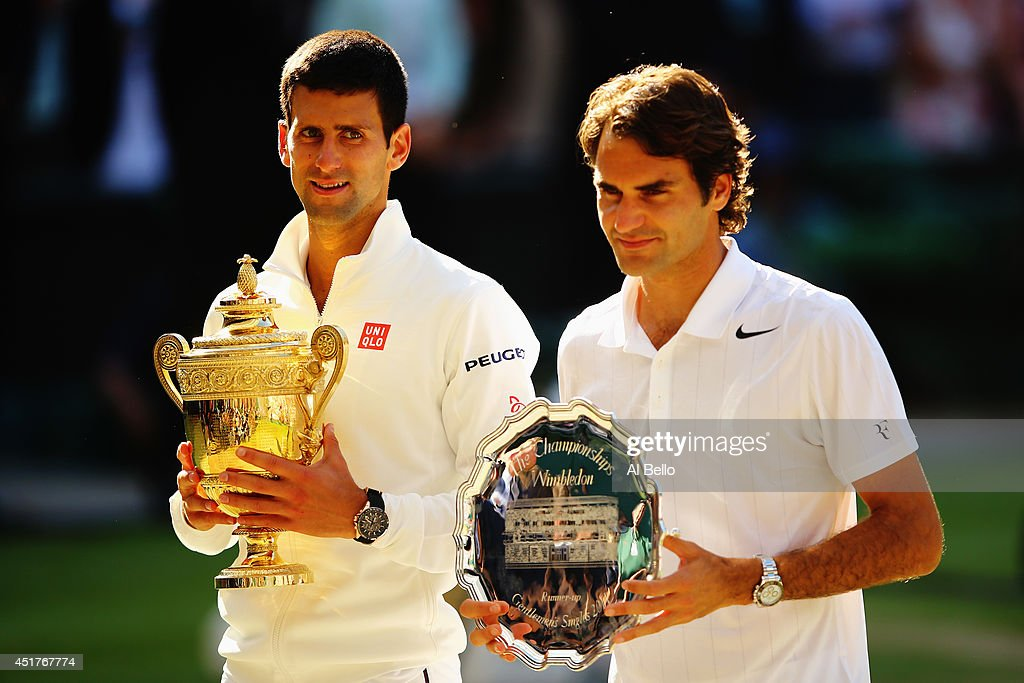 Day Thirteen: The Championships - Wimbledon 2014 : News Photo