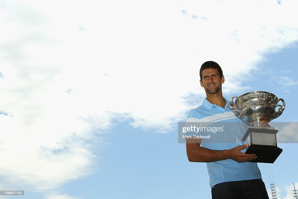 Australian Open 2011 - Men's Champion Photocall : News Photo