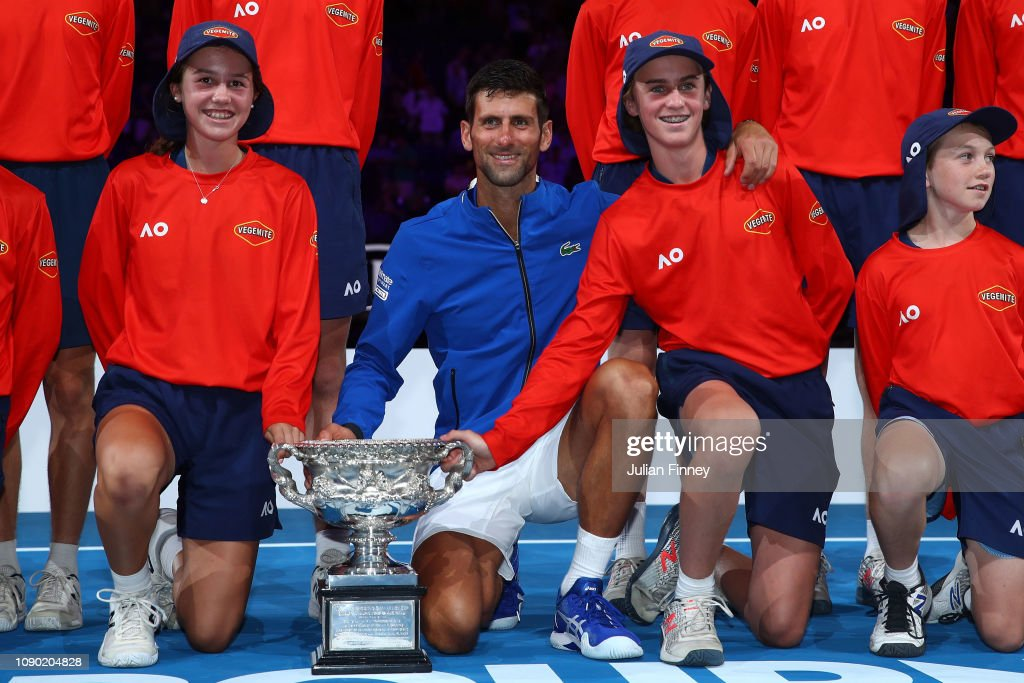 2019 Australian Open - Day 14 : News Photo