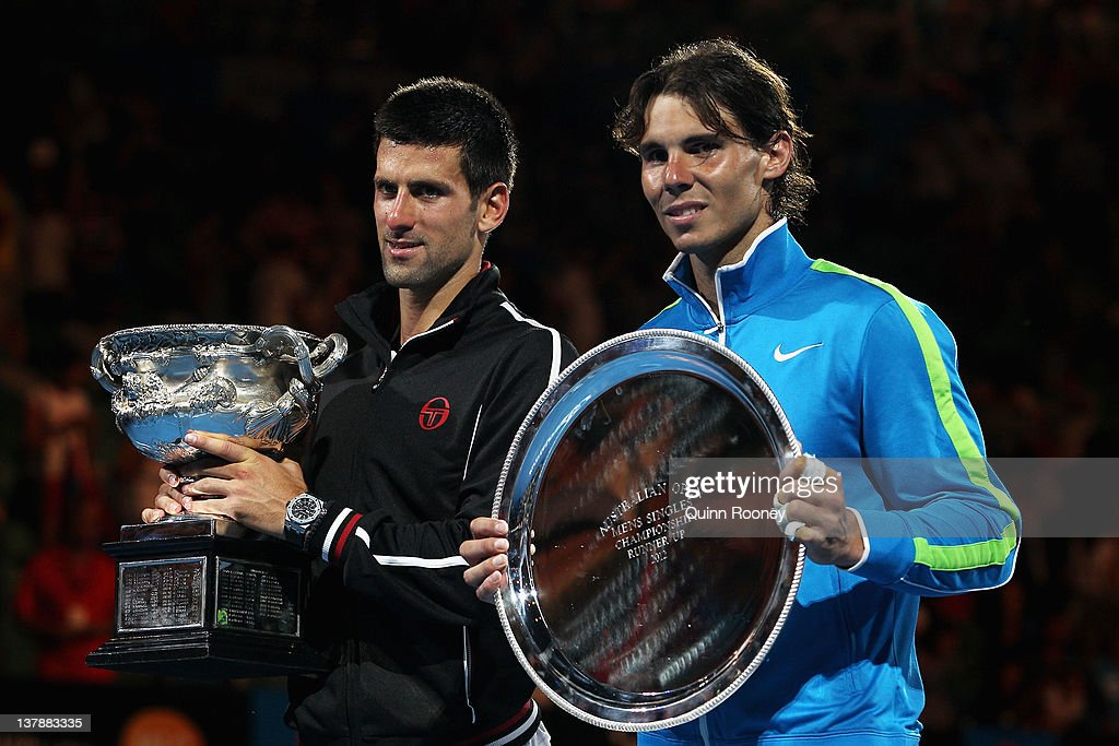 2012 Australian Open - Day 14 : News Photo