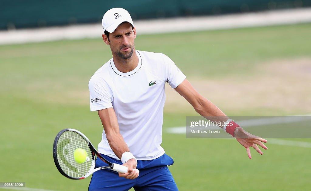 Middle Sunday: The Championships - Wimbledon 2018 : News Photo