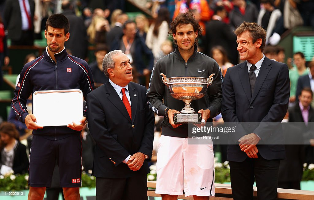 2012 French Open - Day Sixteen : News Photo