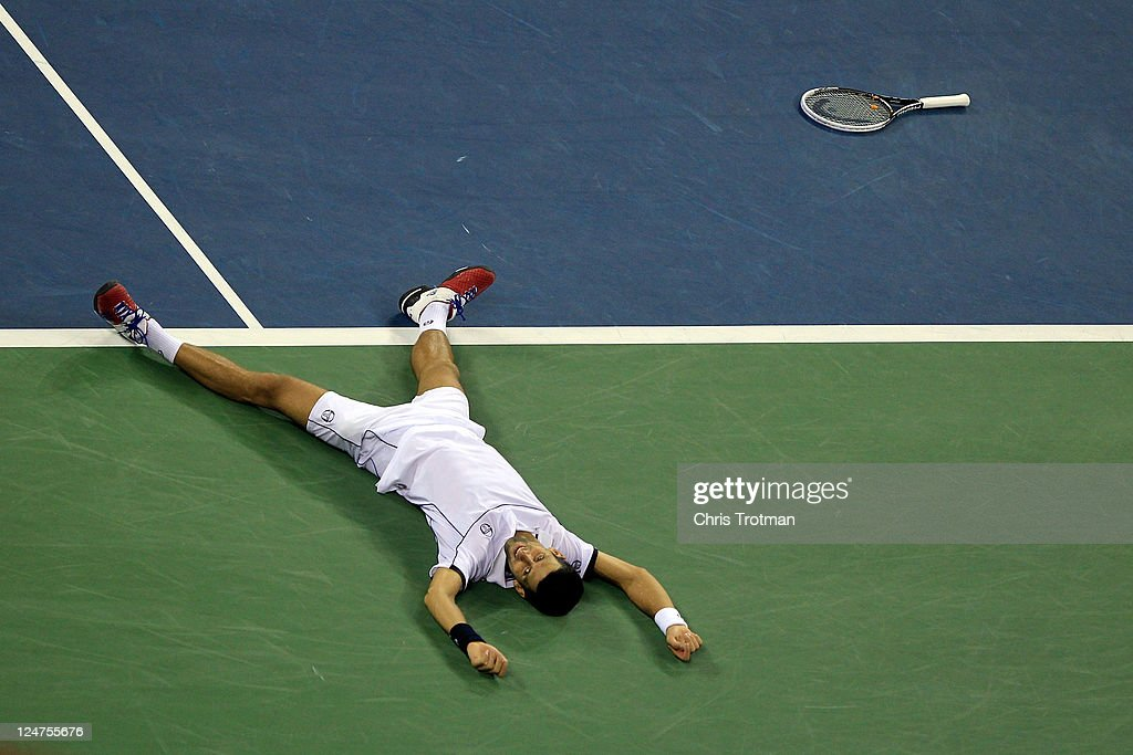 2011 US Open - Day 15 : News Photo