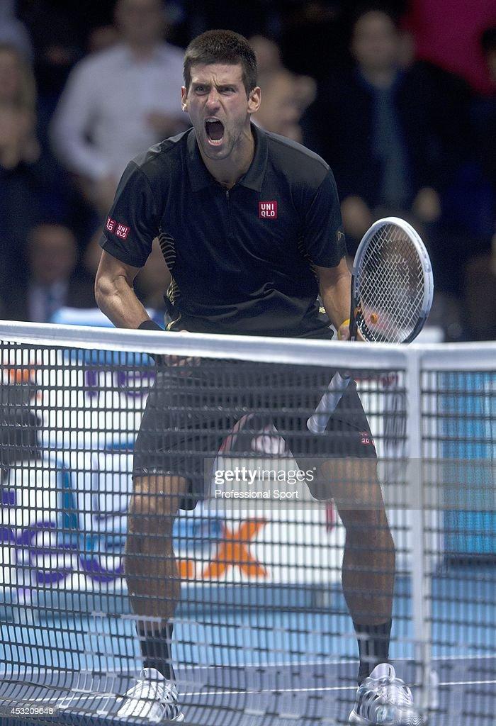 ATP World Tour Finals : News Photo