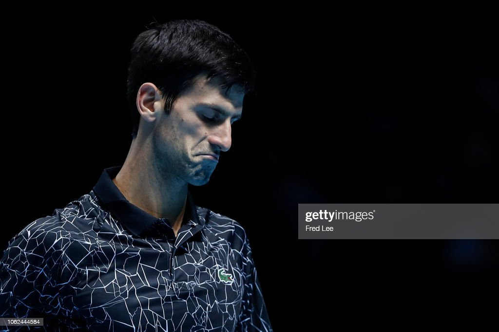 Nitto ATP World Tour Finals - Day Six : News Photo