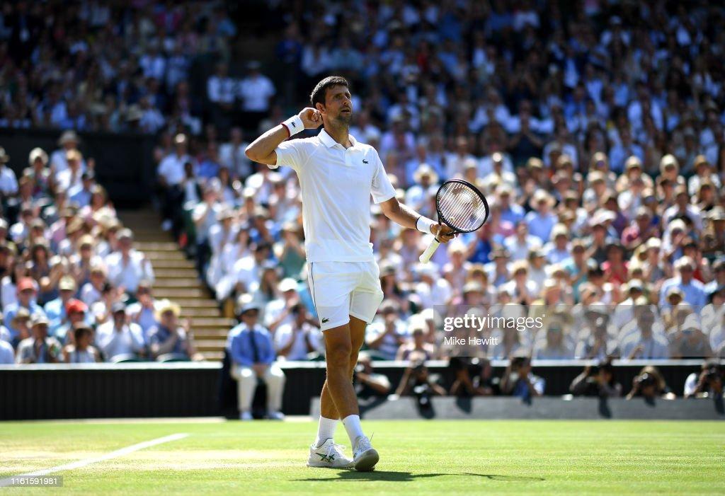 Day Eleven: The Championships - Wimbledon 2019 : News Photo