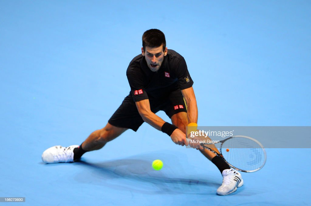 ATP World Tour Finals - Day Eight : News Photo