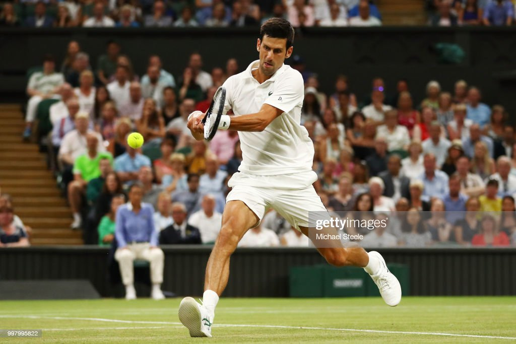 Day Eleven: The Championships - Wimbledon 2018 : News Photo