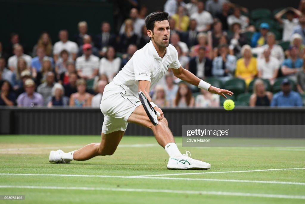Day Eleven: The Championships - Wimbledon 2018 : News Photo