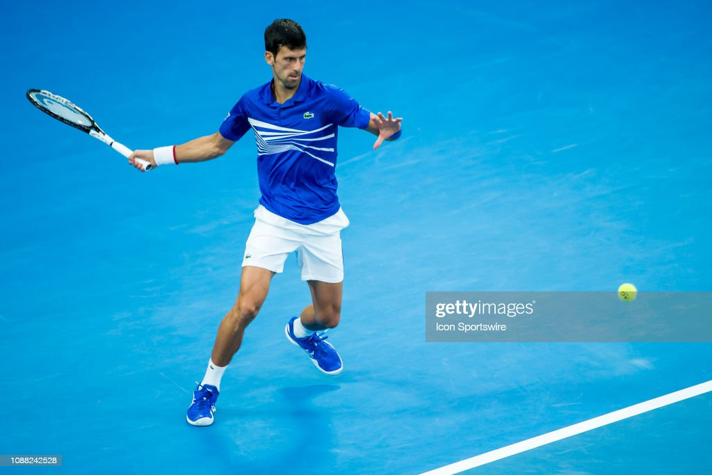 TENNIS: JAN 25 Australian Open : News Photo