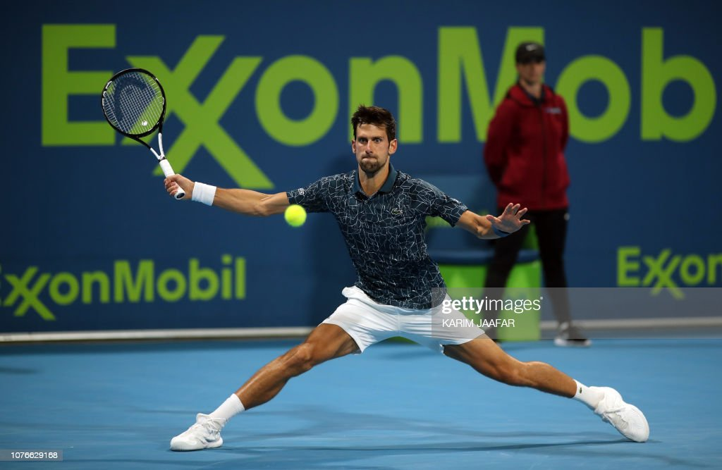 TENNIS-ATP-QAT : News Photo