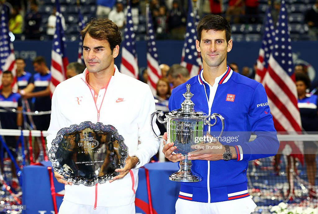 2015 U.S. Open - Day 14 : News Photo