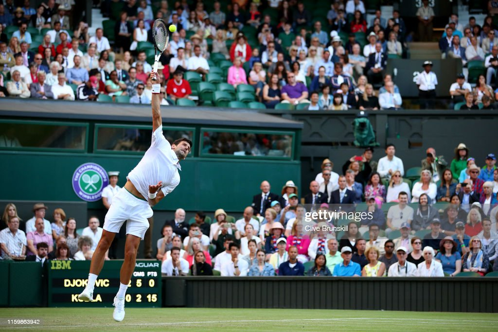Day Three: The Championships - Wimbledon 2019 : ニュース写真