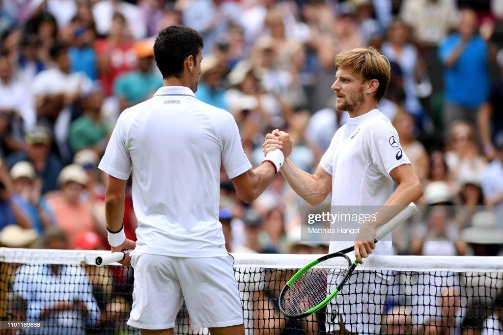 Day Nine: The Championships - Wimbledon 2019 : ニュース写真
