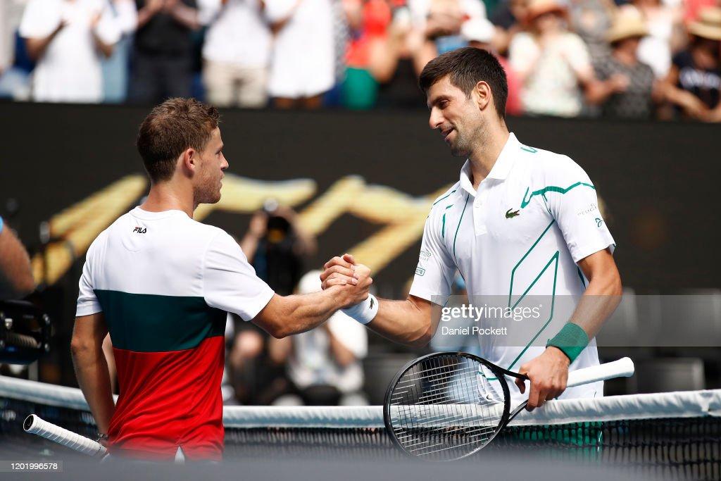 2020 Australian Open - Day 7 : News Photo