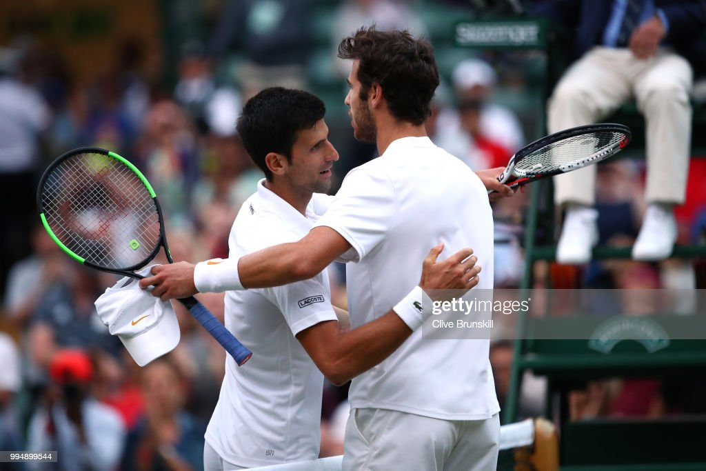 Day Seven: The Championships - Wimbledon 2018 : News Photo