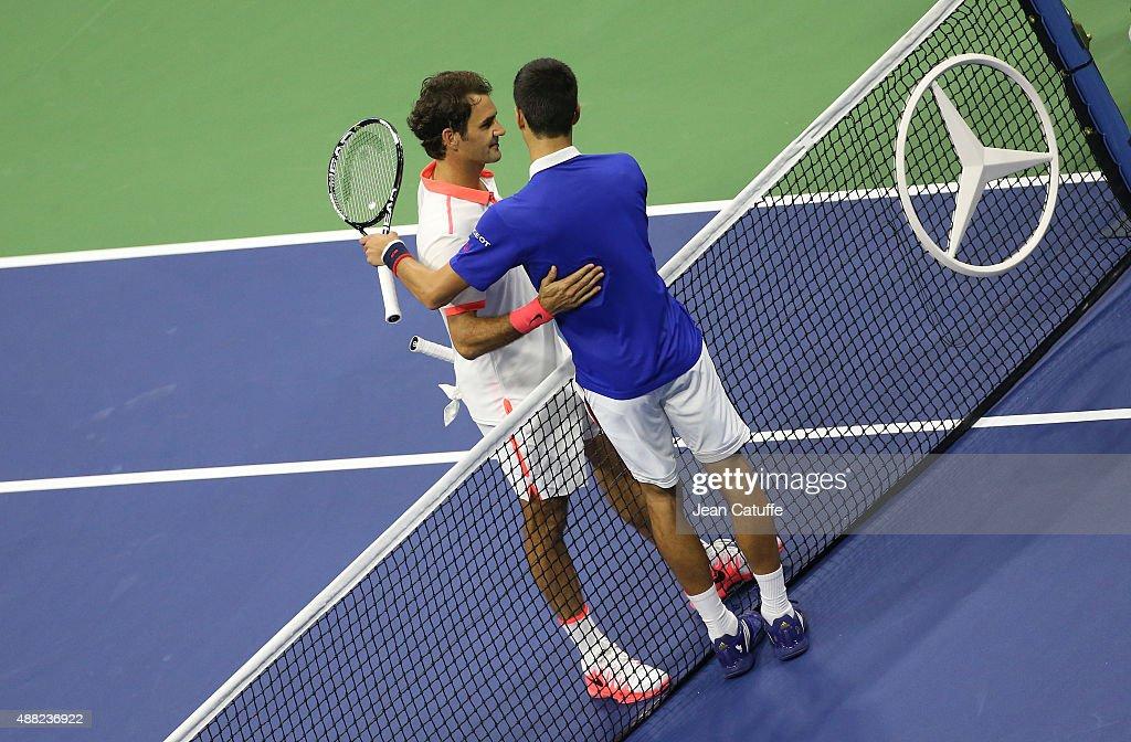 2015 US Open : News Photo