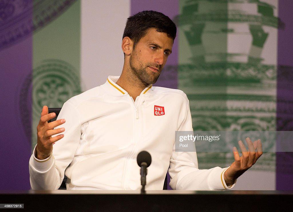 Day Six: The Championships - Wimbledon 2016 : News Photo