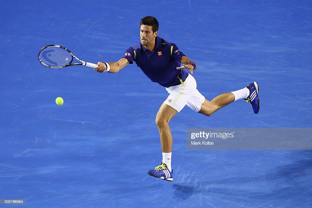 2016 Australian Open - Day 3 : News Photo
