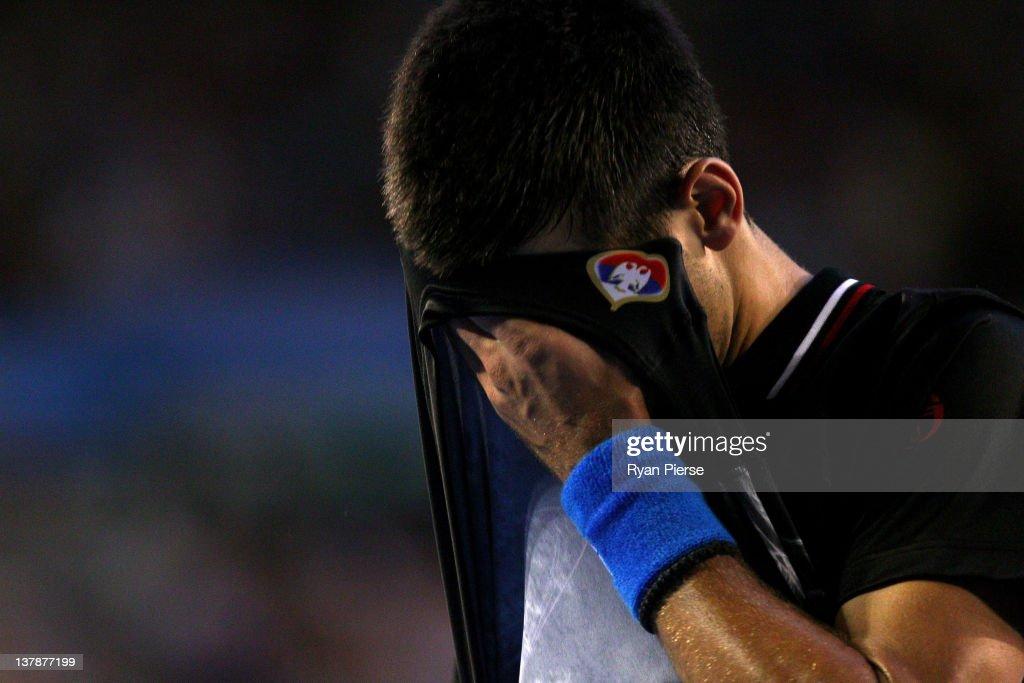 2012 Australian Open - Day 14 : News Photo