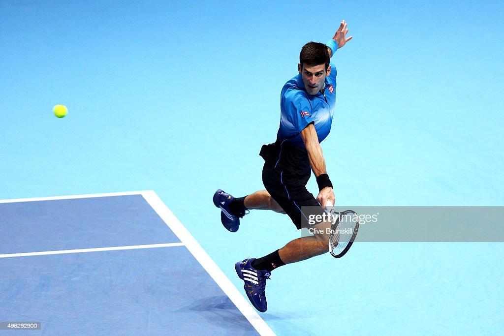 Barclays ATP World Tour Finals - Day Eight : News Photo