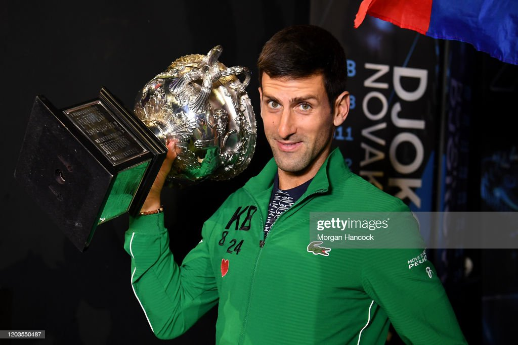 2020 Australian Open - Day 14 : ニュース写真