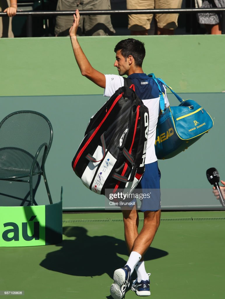 Miami Open 2018 - Day 5 : News Photo