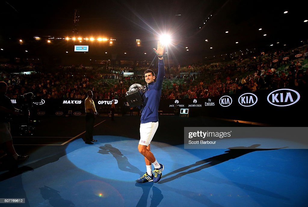 2016 Australian Open - Day 14 : ニュース写真