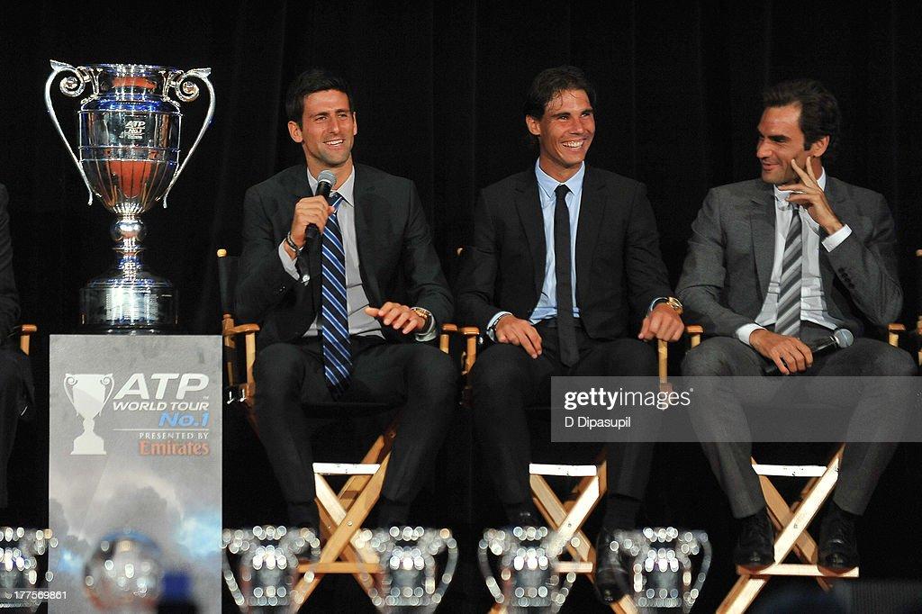 ATP Heritage Celebration - Inside : News Photo