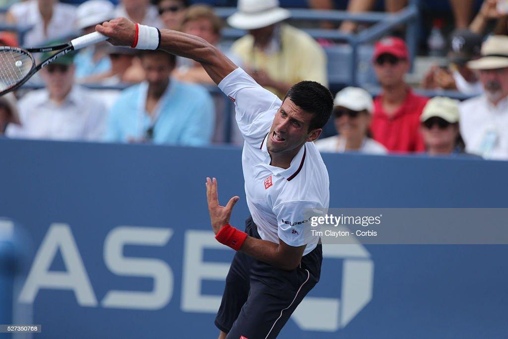 Tennis. US Open. New York : ニュース写真