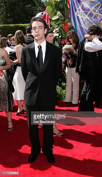 Novak during 58th Annual Primetime Emmy Awards - Arrivals at Shrine Auditorium in Los Angeles, California, United States.
