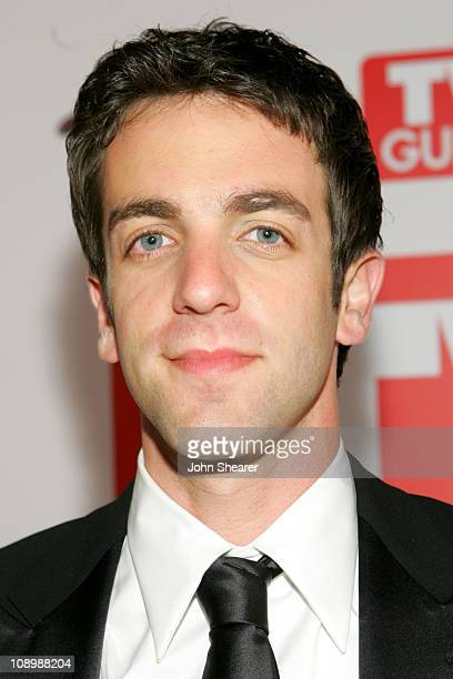 BJ Novak during TV Guide Emmy After Party Red Carpet at Social in Los Angeles California United States