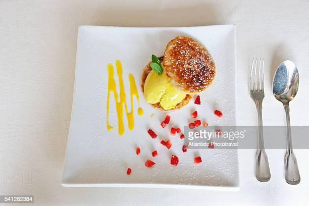 Novecento Restaurant at the Rovereto Hotel