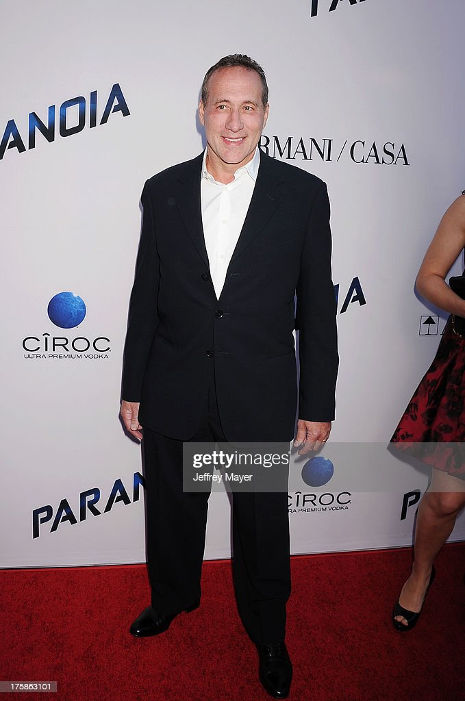 'Paranoia' - Los Angeles Premiere - Arrivals : News Photo