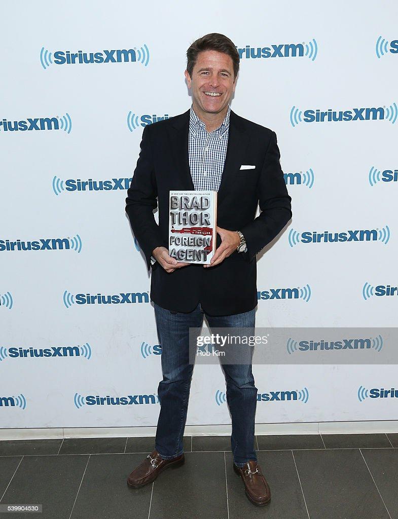 Celebrities Visit SiriusXM - June 13, 2016