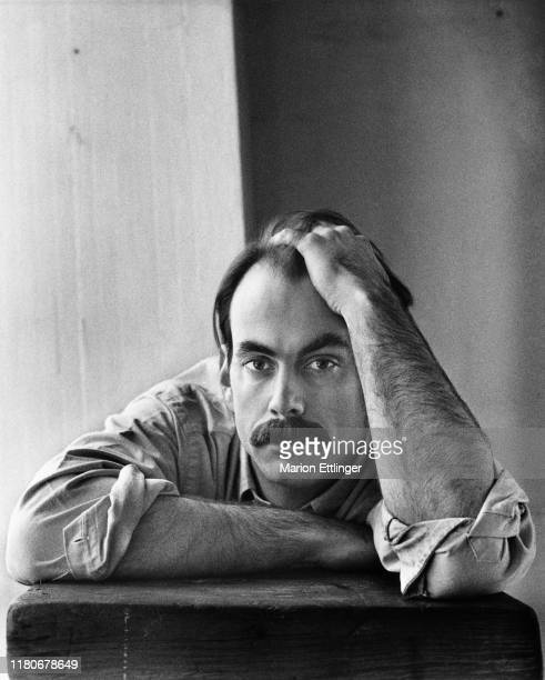 Novelist Donald Antrim is photographed in 1993