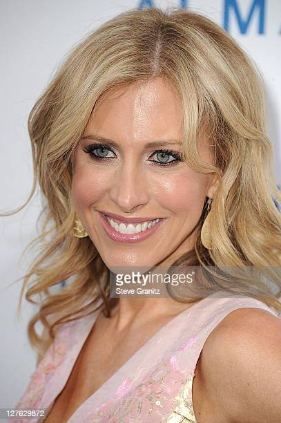 Novelist Emily Giffin attends the 'Something Borrowed' Los Angeles Premiere on May 3 2011 in Hollywood California