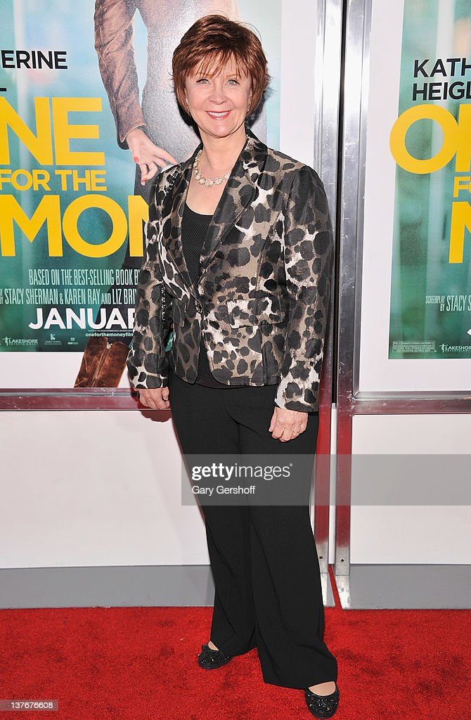 """""""One For The Money"""" New York Premiere - Inside Arrivals : News Photo"""