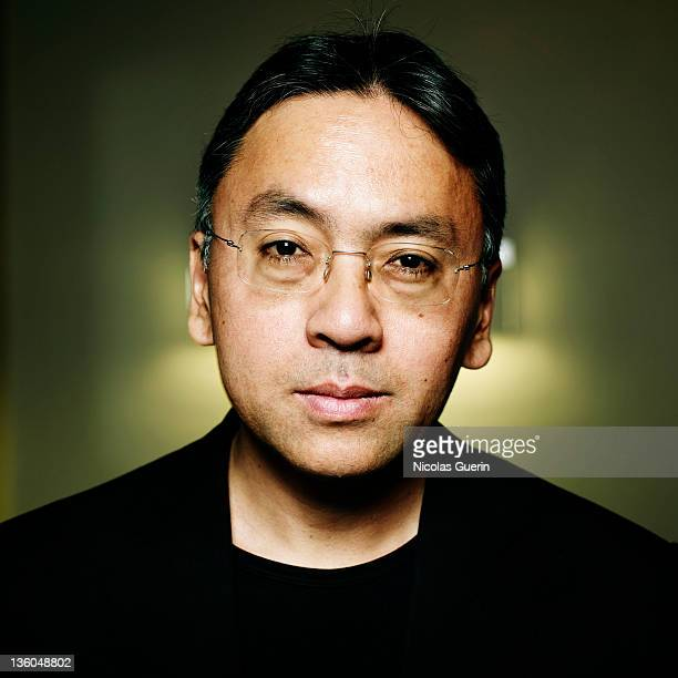 Novelist Kazuo Ishiguro is photographed for Self Assignment on May 19 2006 in Cannes France