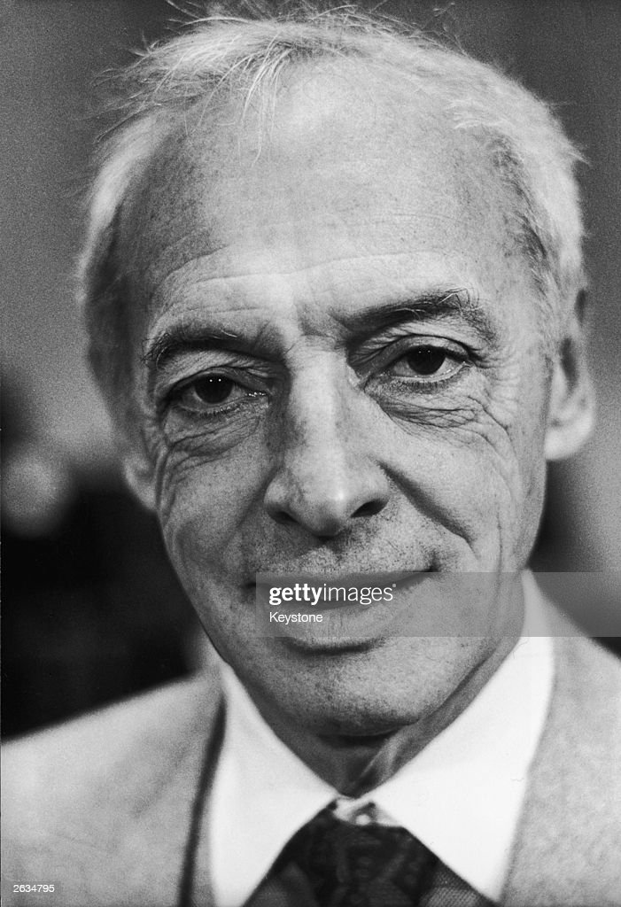 Saul Bellow : News Photo