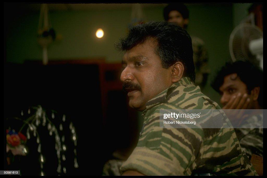 Velupillai Prabhakaran : News Photo