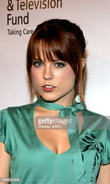 November 10 2005 Beverly Hills Allison Munn at the Celebrity Screening of Twentieth Century Fox 'Walk The Line' at the Academy of Motion Picture Arts...