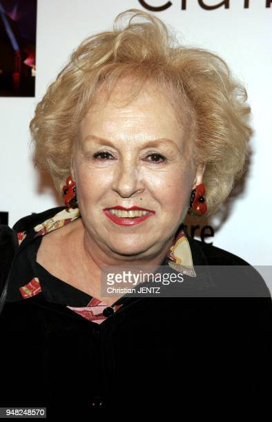 November 10 2005 Beverly Hills Doris Roberts at the Celebrity Screening of Twentieth Century Fox 'Walk The Line' at the Academy of Motion Picture...