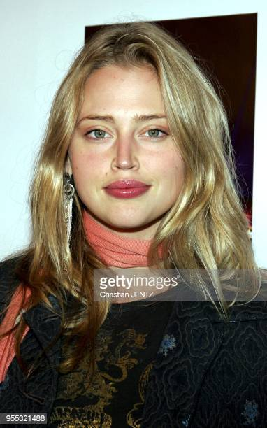 November 10 2005 Beverly Hills Estella Warren at the Celebrity Screening of Twentieth Century Fox 'Walk The Line' at the Academy of Motion Picture...