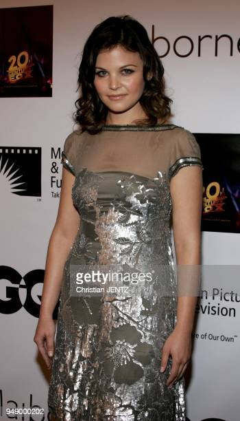 November 10 2005 Beverly Hills Ginnifer Goodwin at the Celebrity Screening of Twentieth Century Fox 'Walk The Line' at the Academy of Motion Picture...